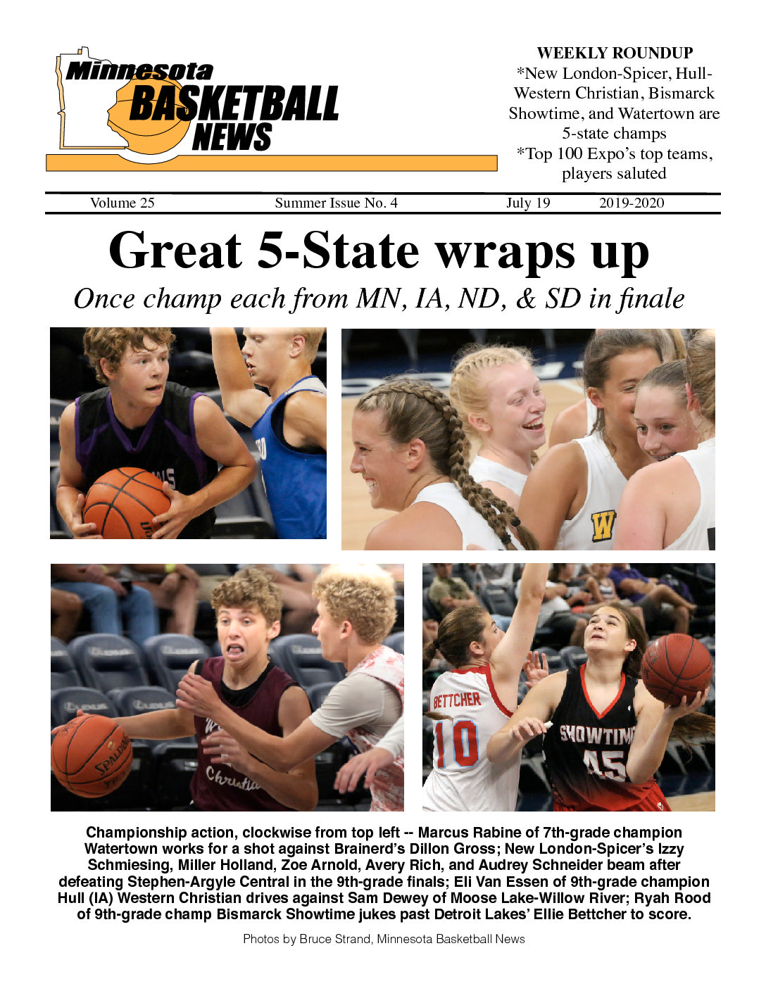 Minnesota Basketball News – Pacesetter Sports
